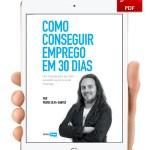 livro como conseguir emprego em 30 dias em pdf