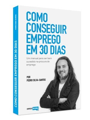 livro como conseguir emprego em 30 dias